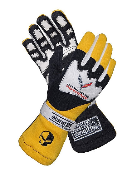 C7 Corvette Racing Daytona Gloves