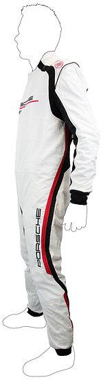 Porsche Motorsport La Couture Hybrid Racing Suit(Ultra-Breathable & Lightweight)