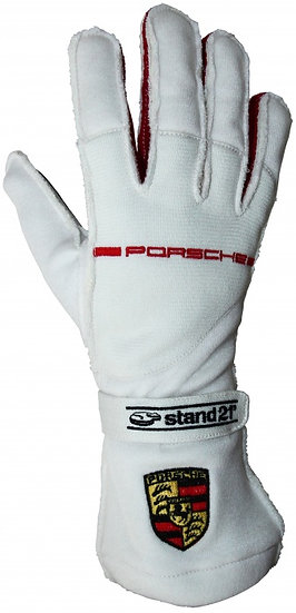 Porsche Rennsport Racing Gloves