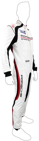 Porsche Motorsport La Couture HSC Racing Suit (Ultra-Breathable)