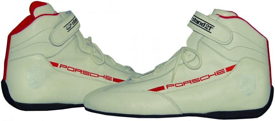 Porsche Rennsport Vintage Boots