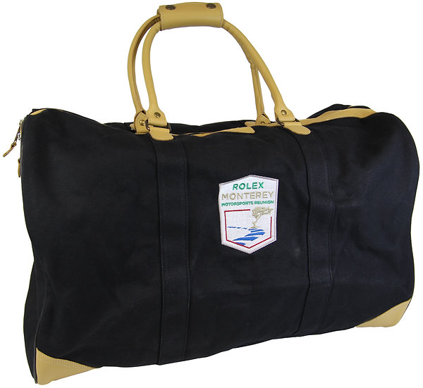 Rolex Motorsports Reunion Travel Bag