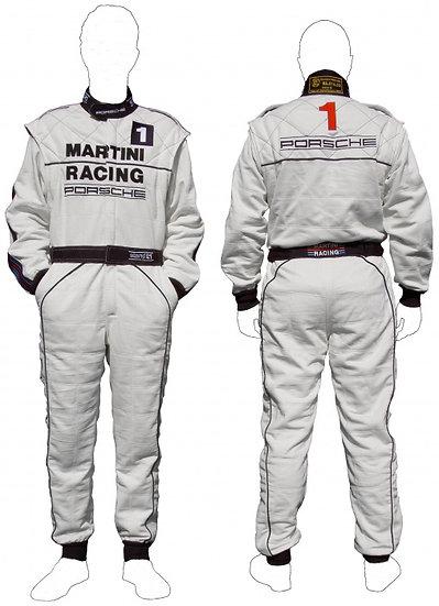 Porsche Martini ST3000 HSC Racing Suit
