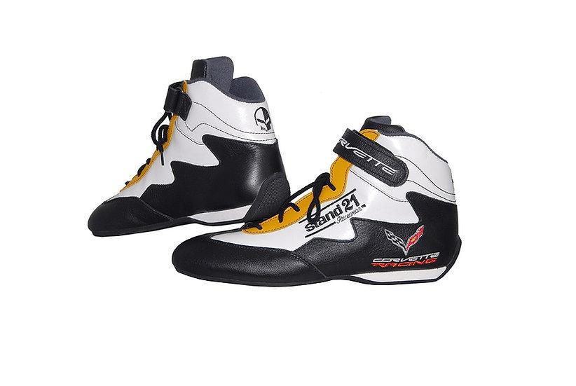 C7 Corvette Racing Daytona Boots with Racing Sole