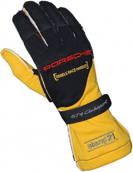 Porsche GT4 Clubsport Outside Seams II Racing Gloves