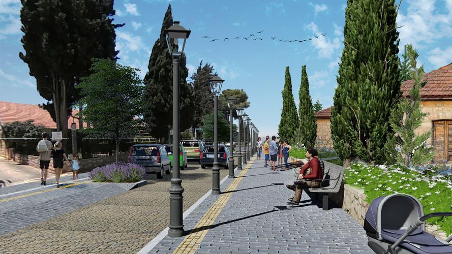 רחוב הראשונים,מטולה