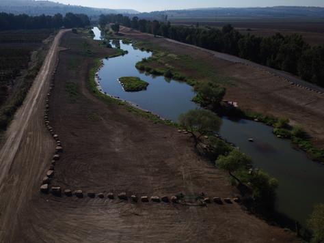 שיקום התעלה המזרחית של הירדן