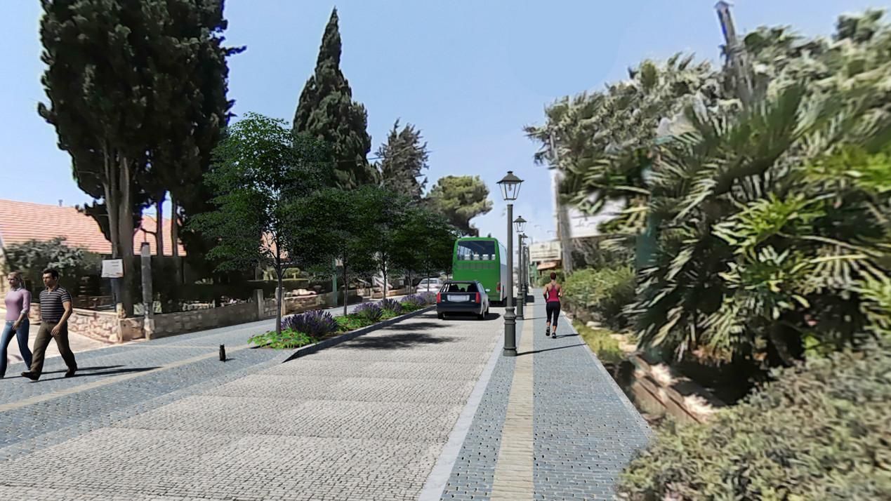 רחוב הראשונים, מטולה