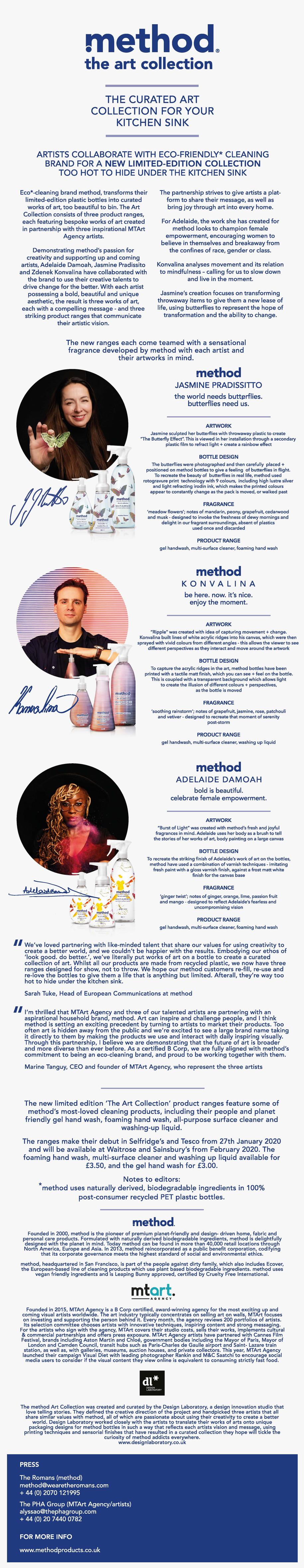 Adelaide Damoah, Method UK & The Design
