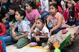 Oansa: Instituto Bíblico para niños