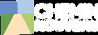 Logo con letras blanca para fondo oscuro