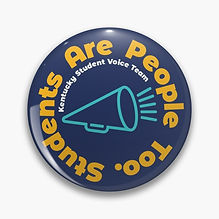 Students Are People Too Button