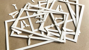 Geschenk-Karten Letterpress mit Lasercut
