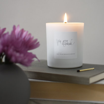 'Joy' Scented Candle