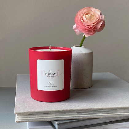 'In Bloom' Scented Candle LIMITED EDITION