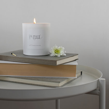 'Peace' Scented Candle