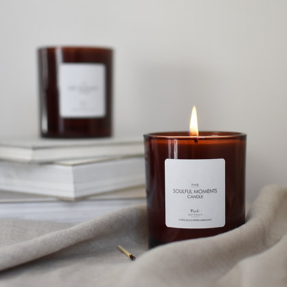 'Soulful Moments' Scented Candle