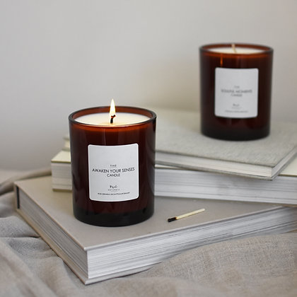 'Awaken your Senses' Scented Candle