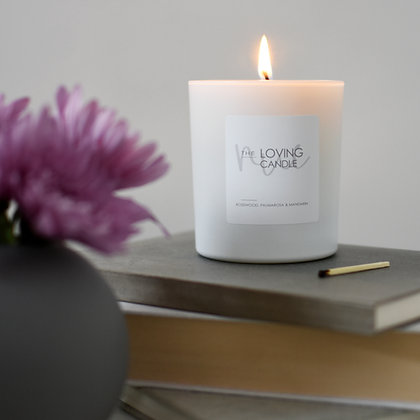 'Loving' Scented Candle