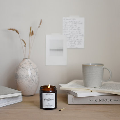 'Awaken your Senses' Apothecary Scented Candle