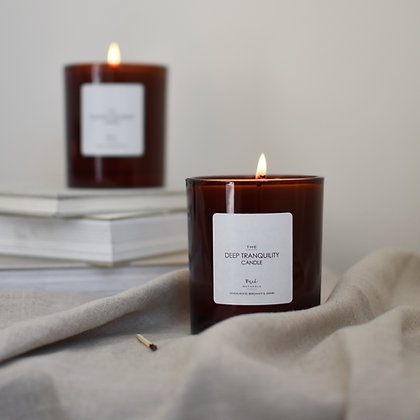 'Deep Tranquility' Scented Candle