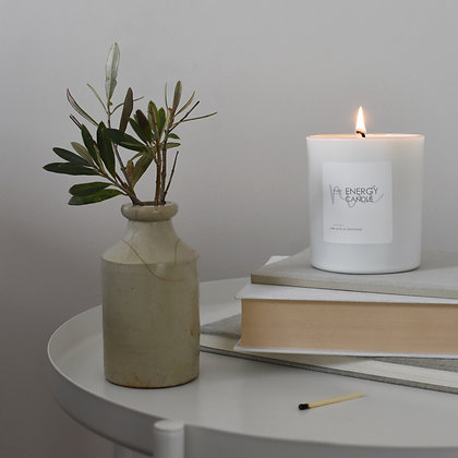 'Energy' Scented Candle