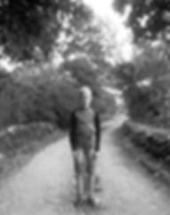 Boy in Kulasema, Muhu Estonia