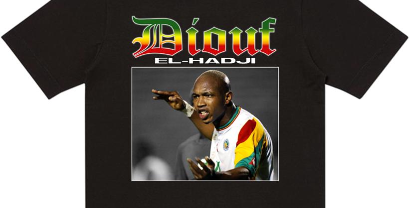 El Hadji Diouf Tee