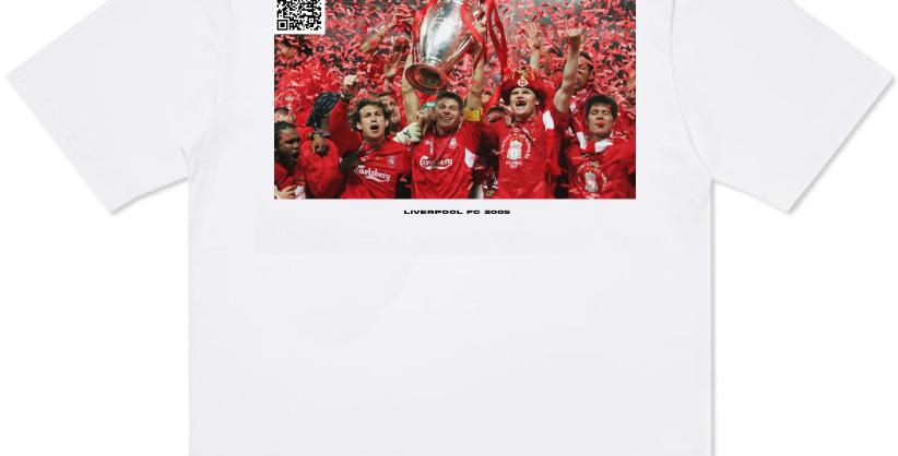 Liverpool 2005 Tee