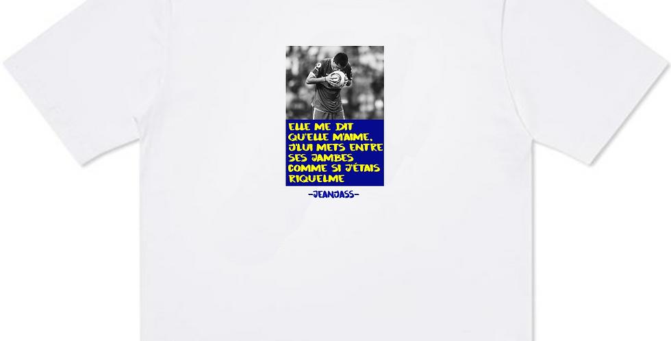 T-Shirt Riquelme feat JeanJass