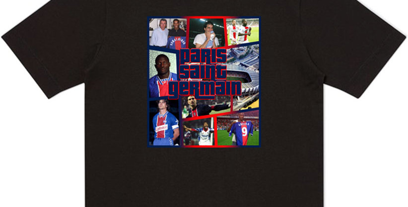 T-Shirt GTA PSG