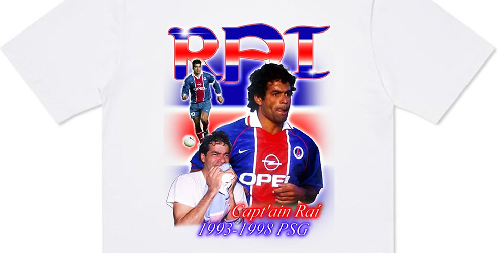 T-Shirt Rai PSG Legend