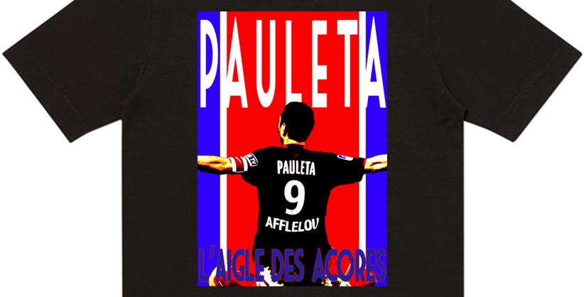 Pauleta Tee