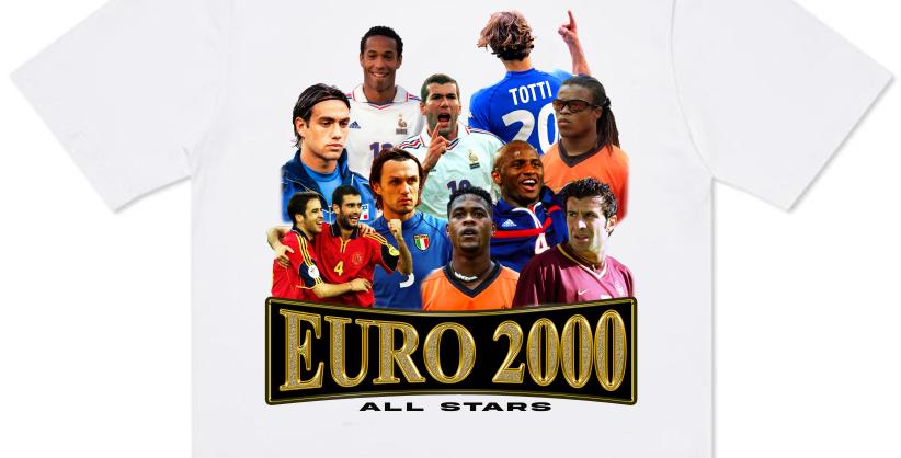 Toutes les étoiles EURO 2000
