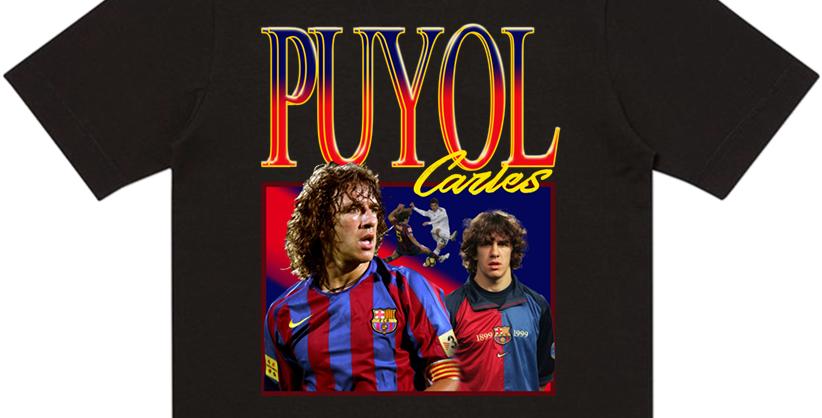 Carles Puyol Tee