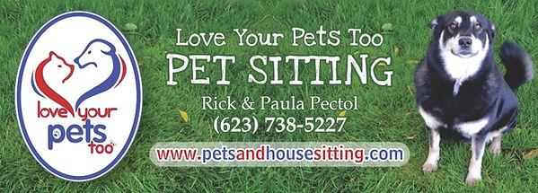 Pet Sitting Phoenix