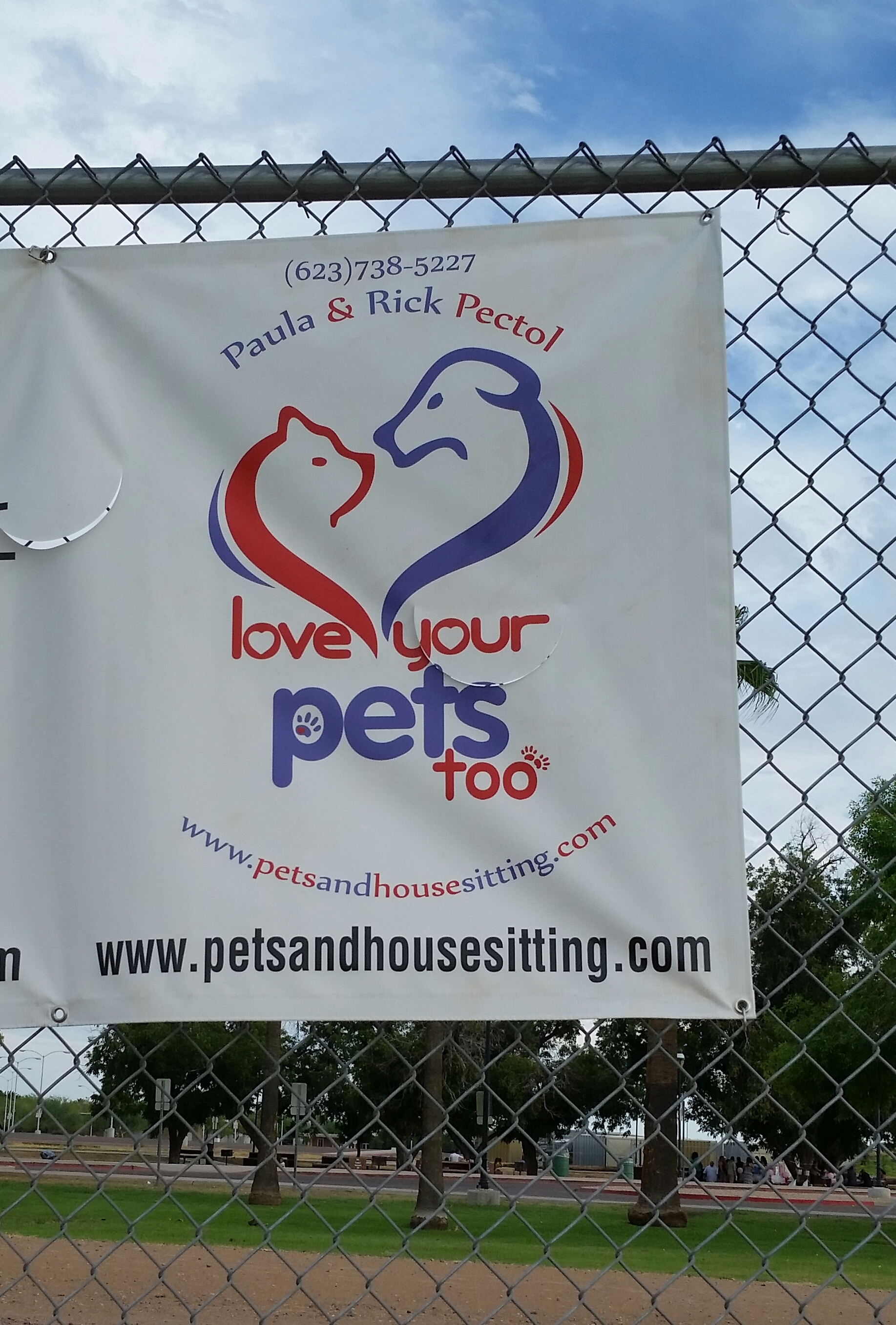 Our Team Of Trained Professional Pet Sitters Are Pet Sitting In