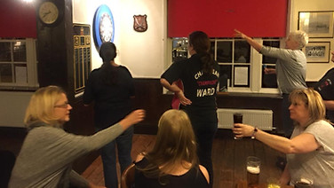 Kings Head Darts Team