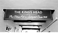 The Oldest Pub In Lichfield