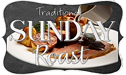 Traditional Sunday Lunches