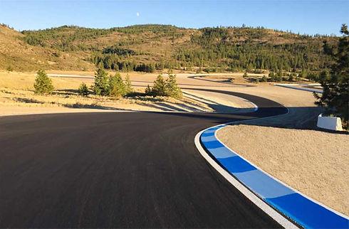 Area 27 Motorsports Track Oliver BC