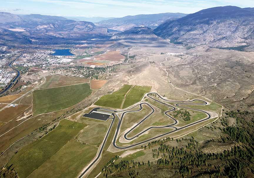 Area 27 Motorsports Park