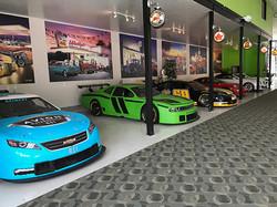 RS1 garage