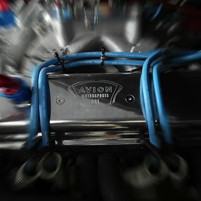 Avion Motorsports RS1 Race Car