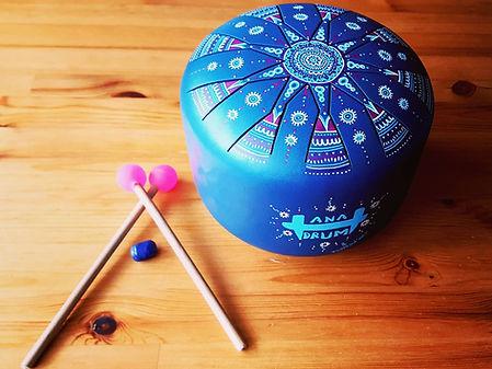 Hanadrum tongue drum