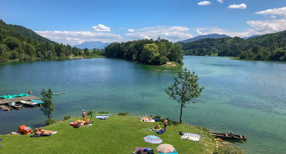 Baden am Reintaler See