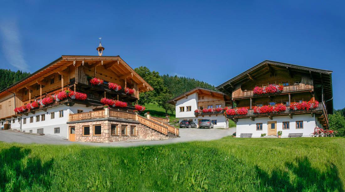 Köckenhof, Brixlegg, Alpbachtal