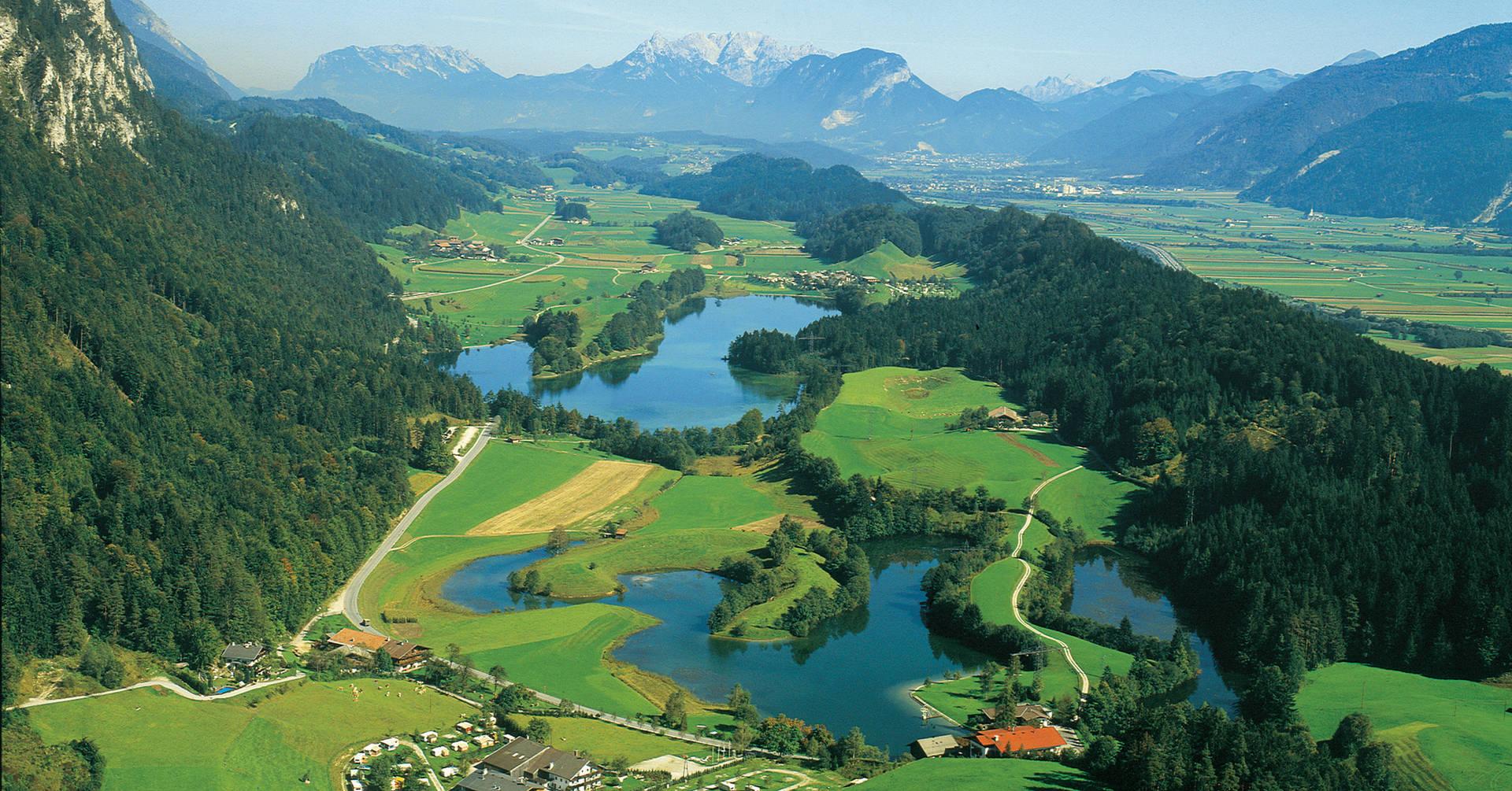 Die Seen in Kramsach