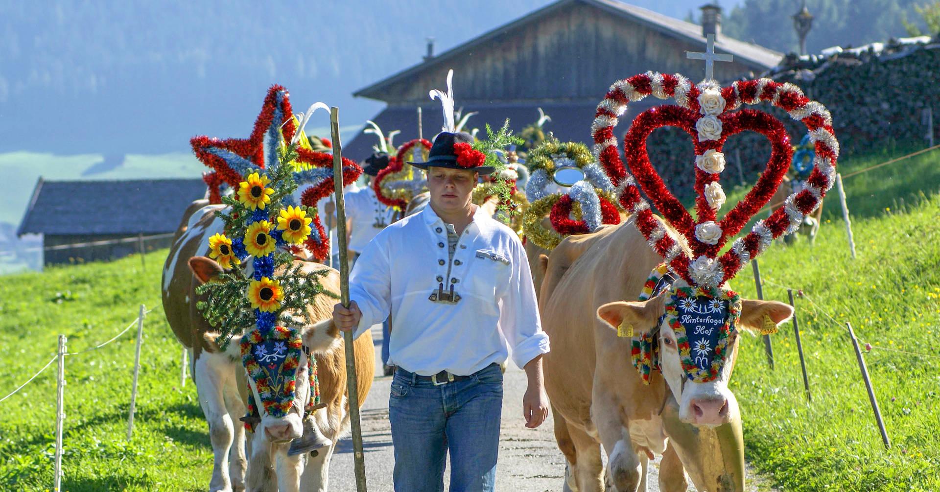Tiroler Tradtionen erleben