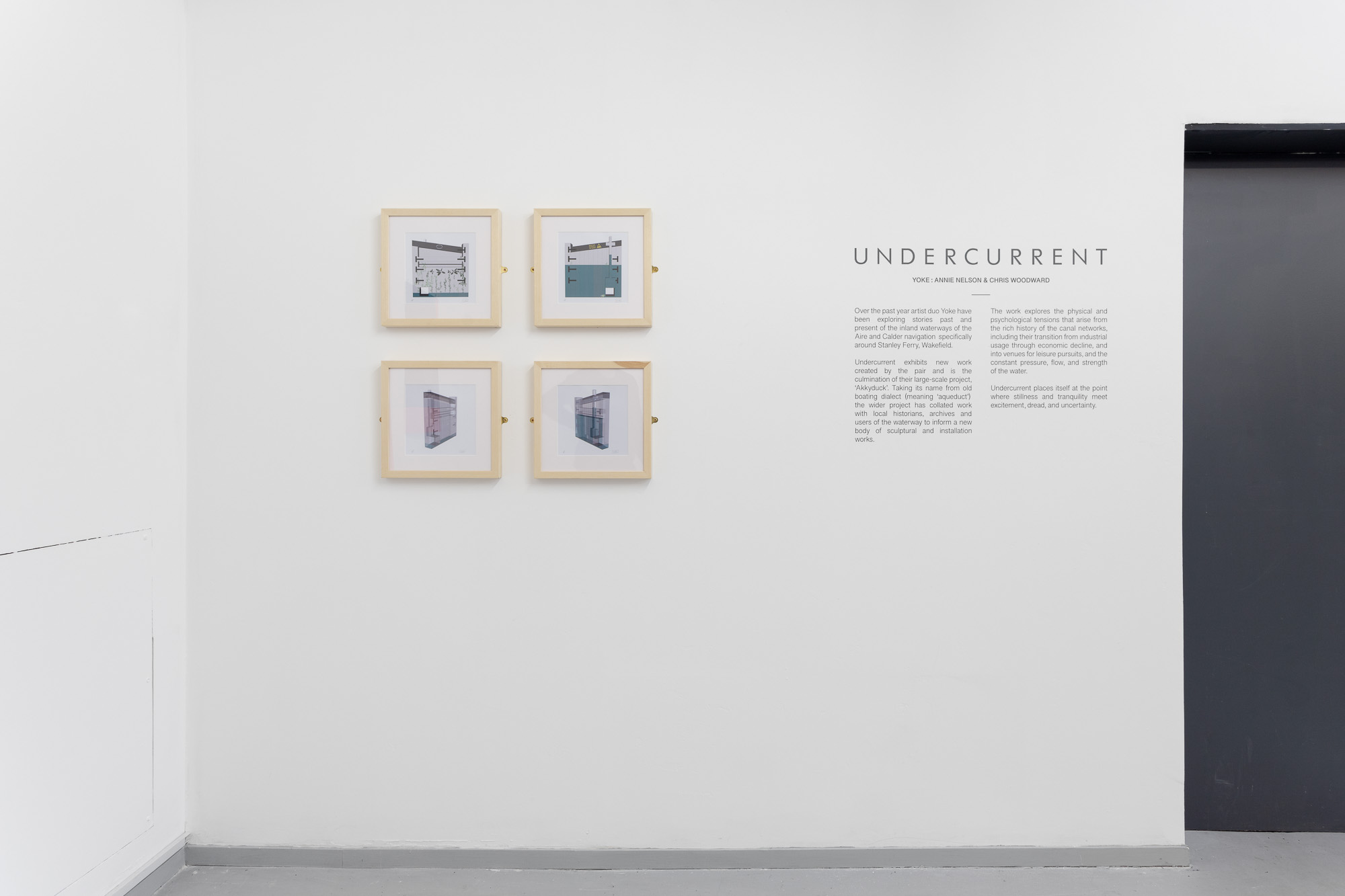 Undercurrent (Install Shot) 9